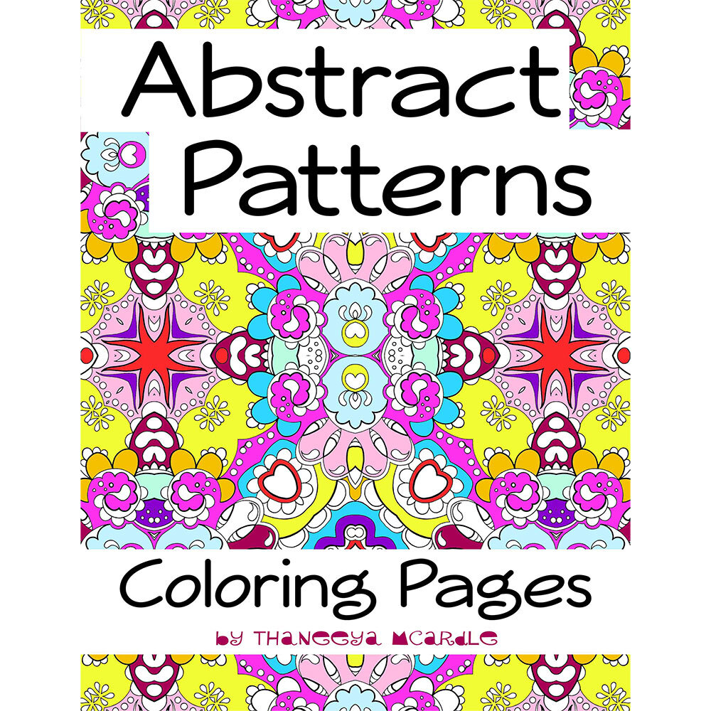 Free Online Mandala Coloring Pages for Adults Unique Abstract ... | 1000x1000