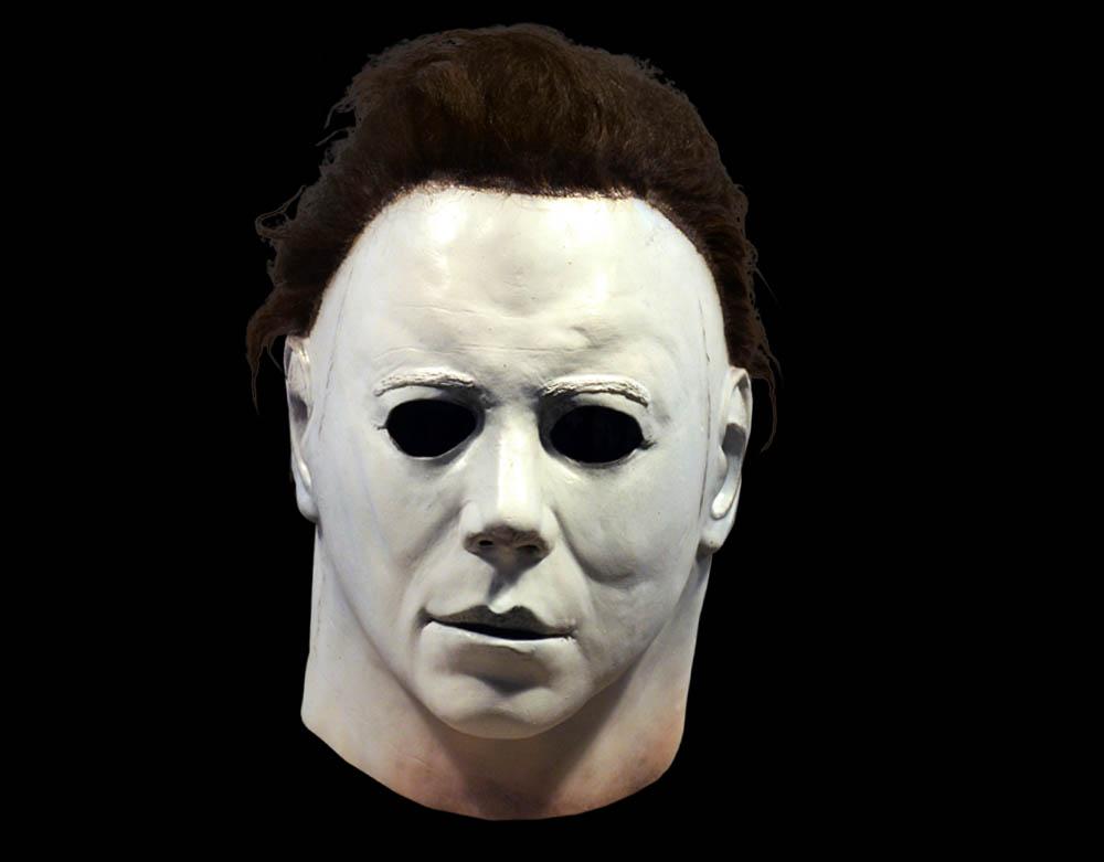 Halloween 1978 Mask Vs 2020 Mask HALLOWEEN 1978   MICHAEL MYERS MASK — Lord Grimley's Manor