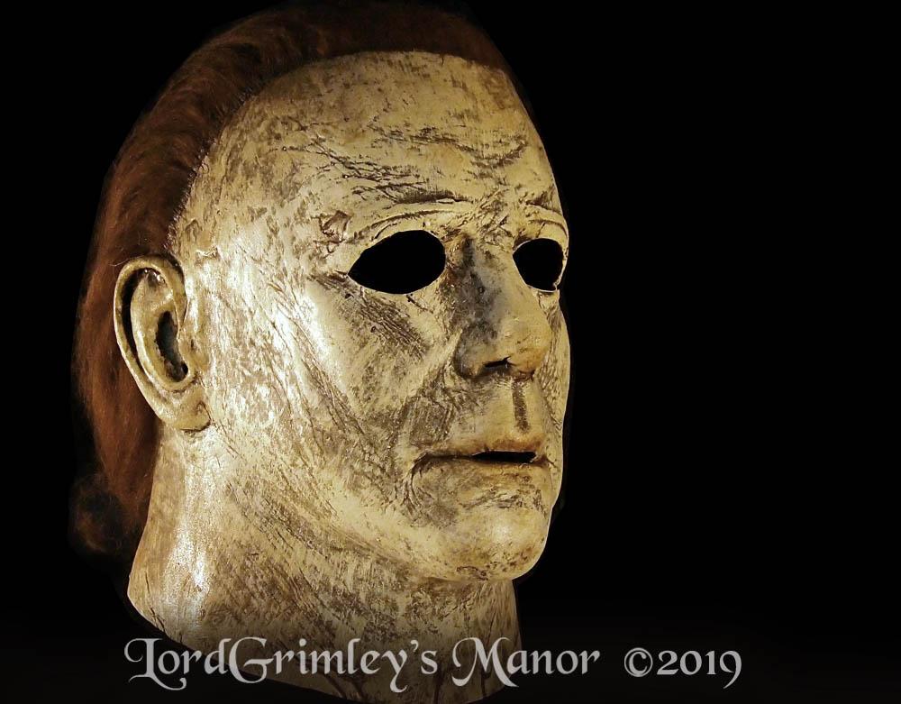 Halloween 2018 Michael Myers Mask.Halloween 2018 Michael Myers Mask Lord Grimley S Manor