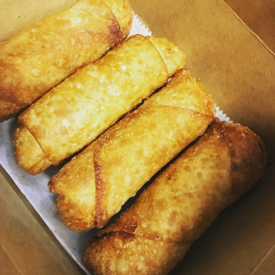 CHICKEN EGG ROLLS (2) — YAI'S THAI KITCHEN