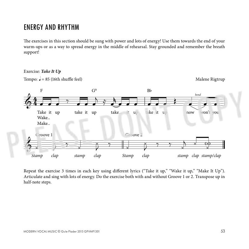 Handbook for choir leaders: