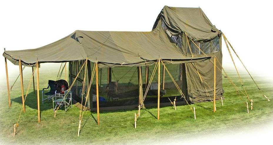 KITCHEN TENT (12′ X 18′) — U S  Military Tents
