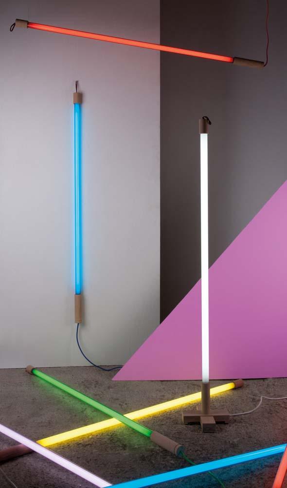 super popular f39b7 6621c Neon Tube Lamp 4516 — EWF Modern Furniture