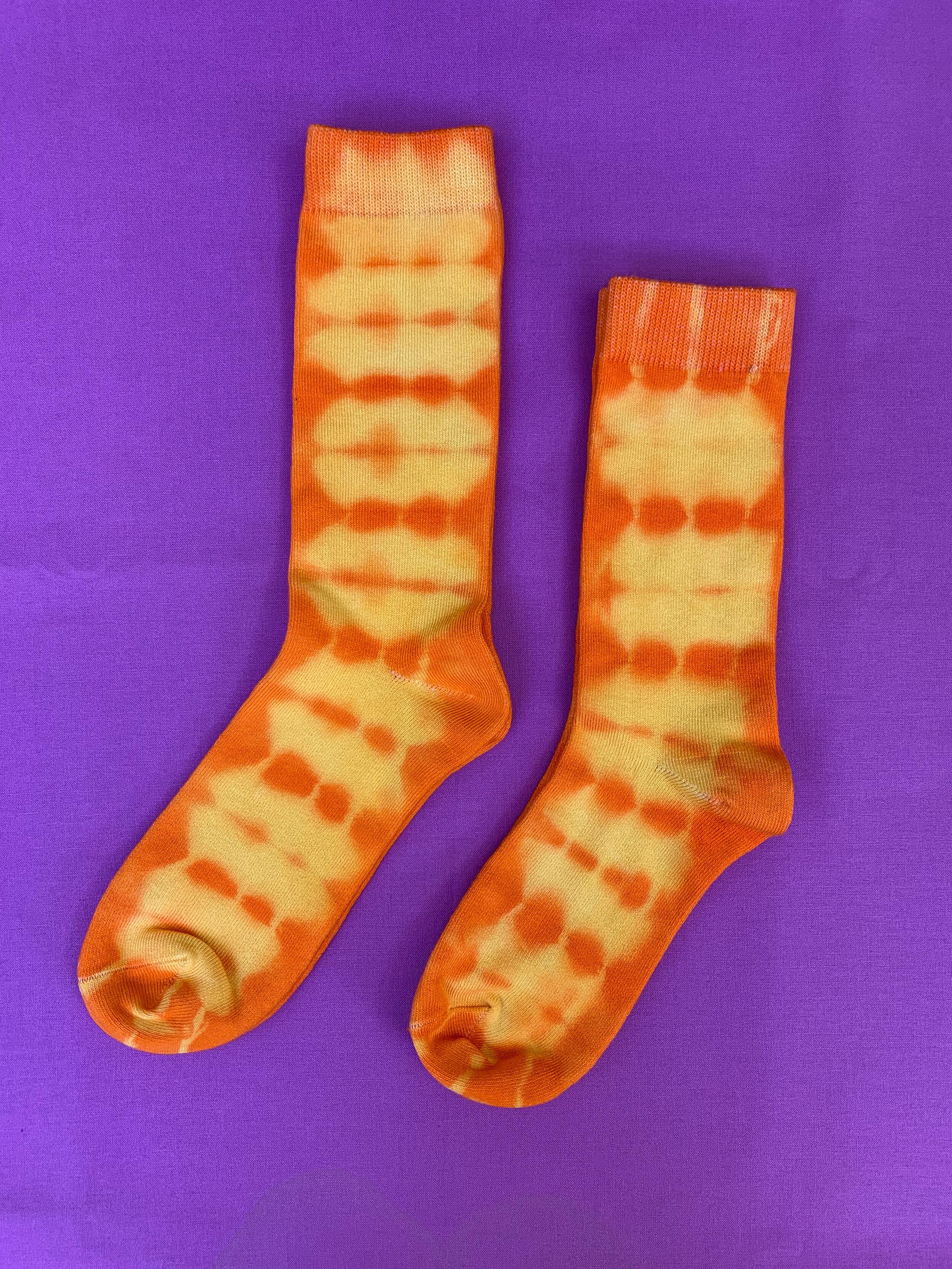 Socks Hand Dyed Baby Socks Bamboo Baby Socks Baby Socks