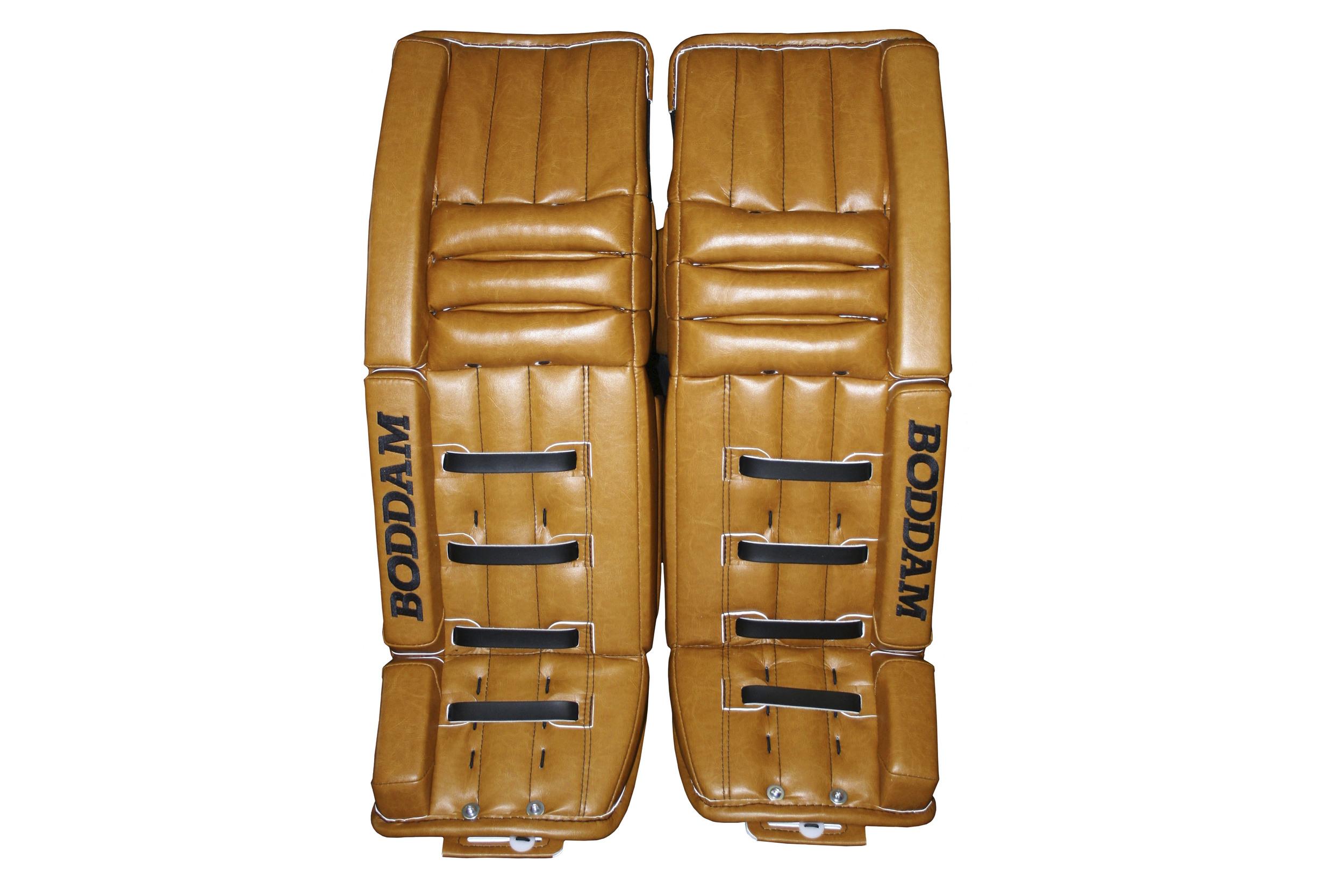 Boddam Custom Hockey And Lacrosse Equipment Classic Retro Pad