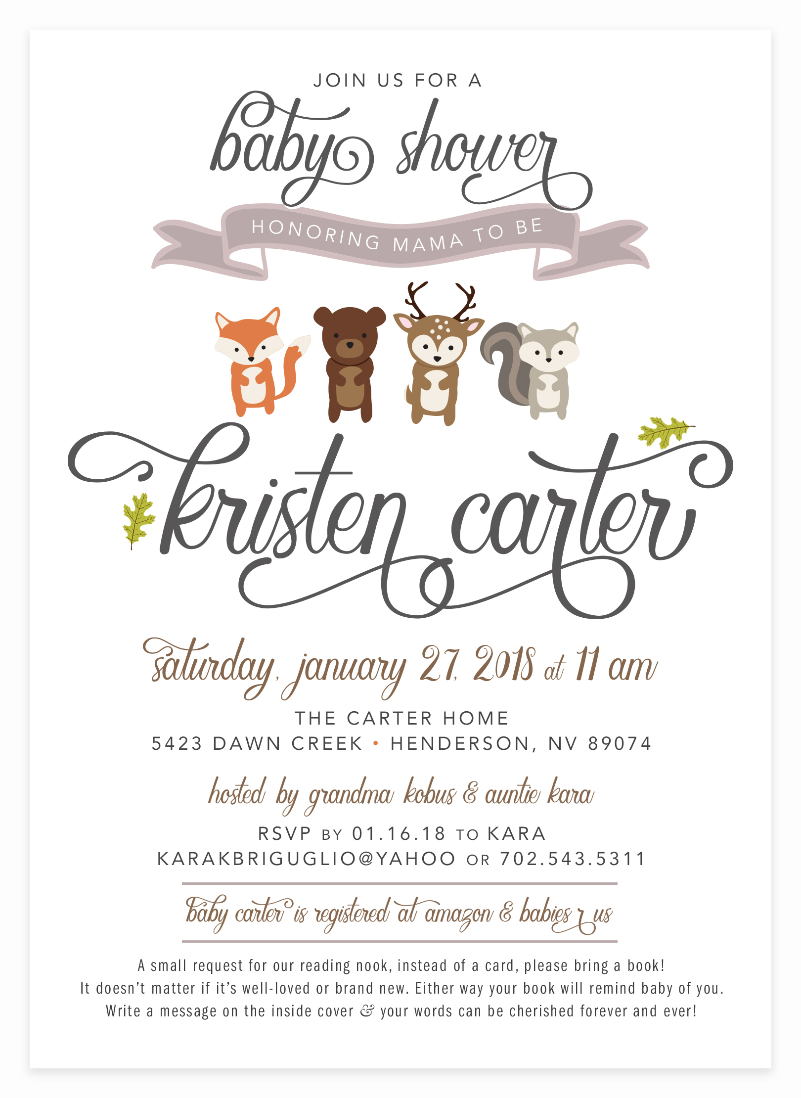 Kitty Meow Boutique Paper Party