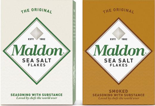 Maldon Salt — Swoon