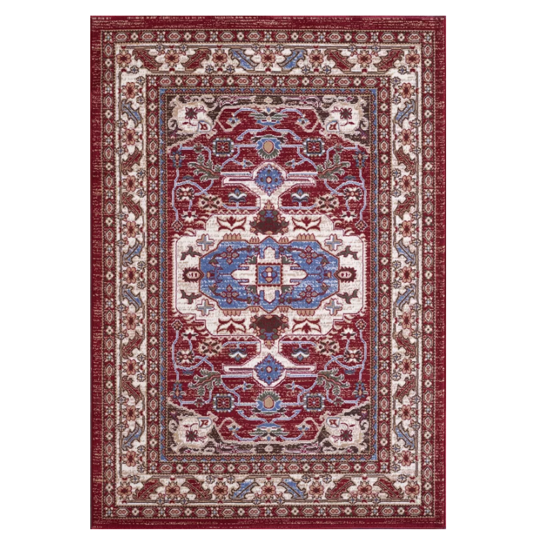 Rug In Red Wedhead Furniture Hire