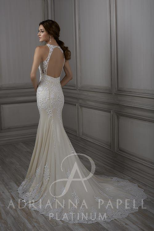 Adrianna Papell Style 31060 Ada Mestad S Bridal And Formalwear