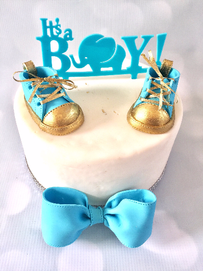 879ac59457133 Its A Boy Cake topper — Sweet Cake Fetish