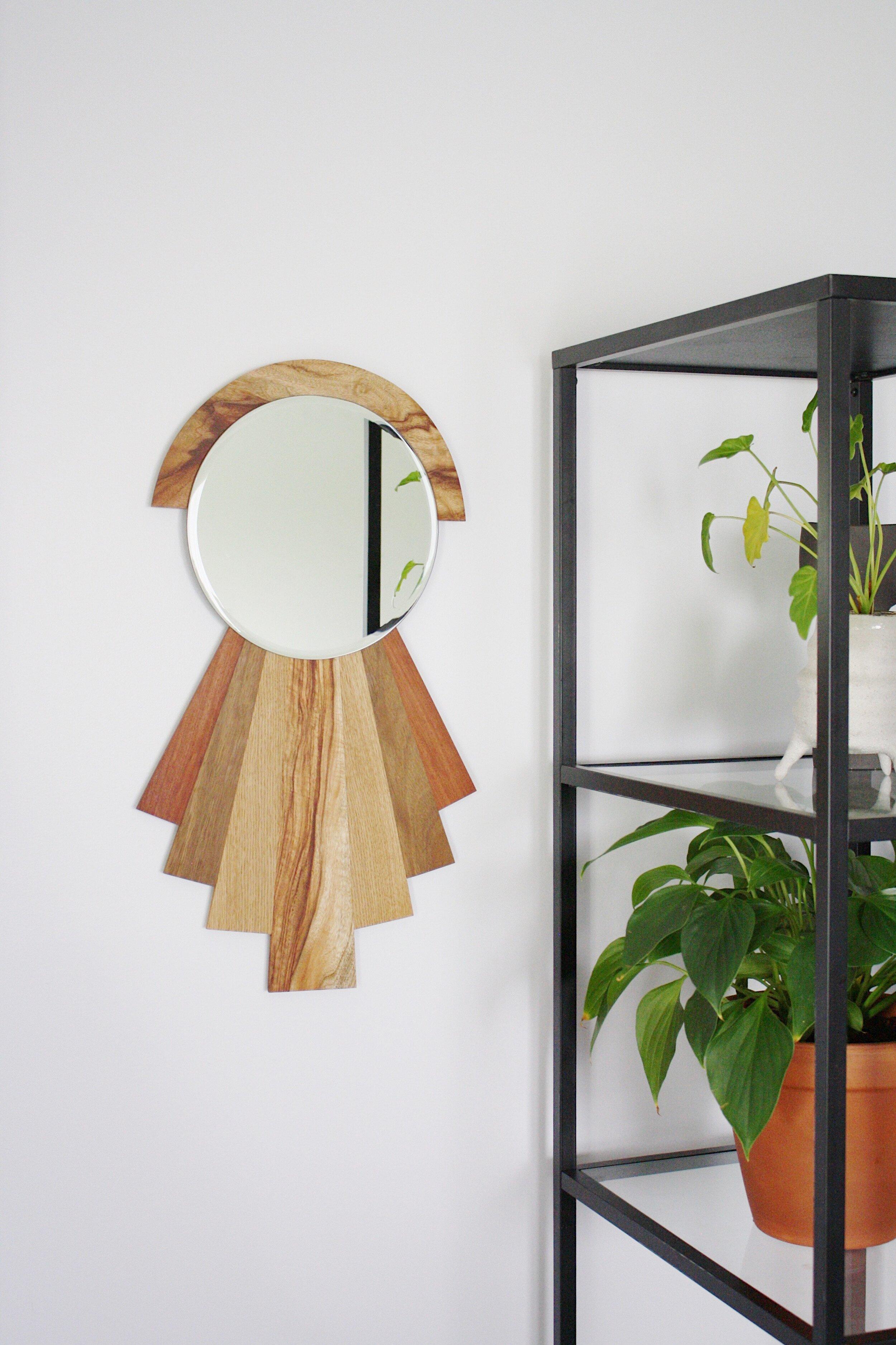 Art Deco Mirror Kirralee Co