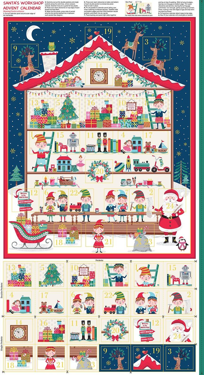 Advent Calendars Hometown