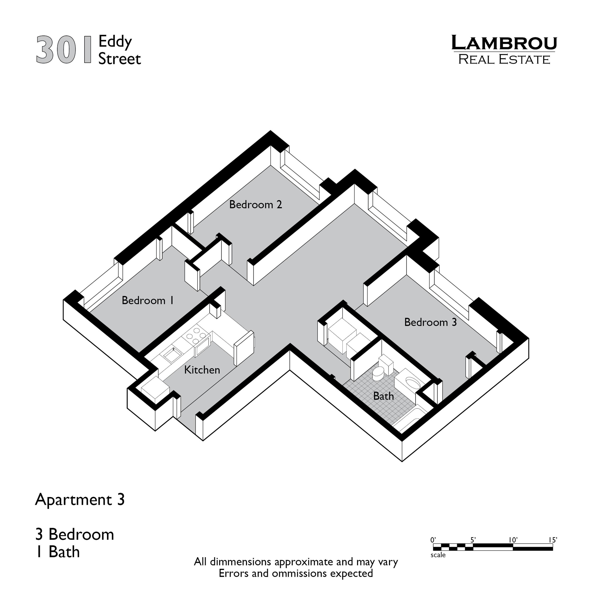 301 Eddy Street — Lambrou Real Estate