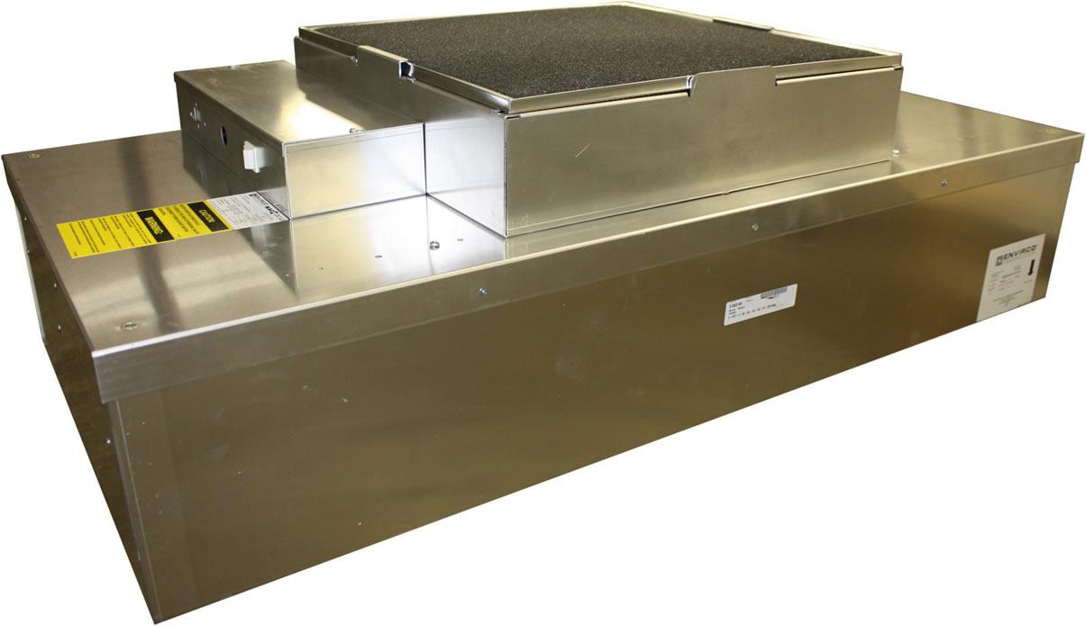 MAC 10® LE-DC — Airfiltrera