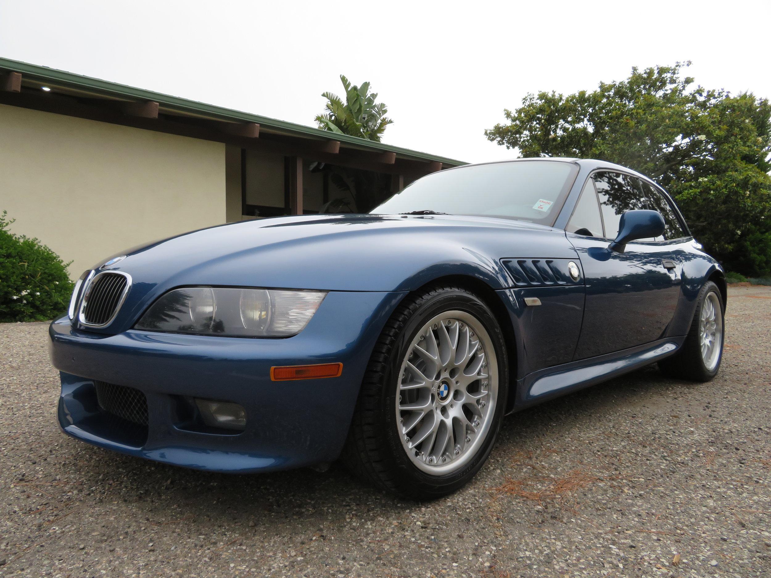 BMW Santa Barbara >> 2001 Bmw Z3 Hatchback Santa Barbara Auto Connection