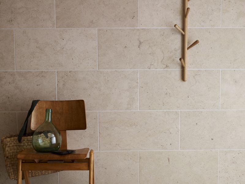 Babbington Bone Honed Limestone Tile