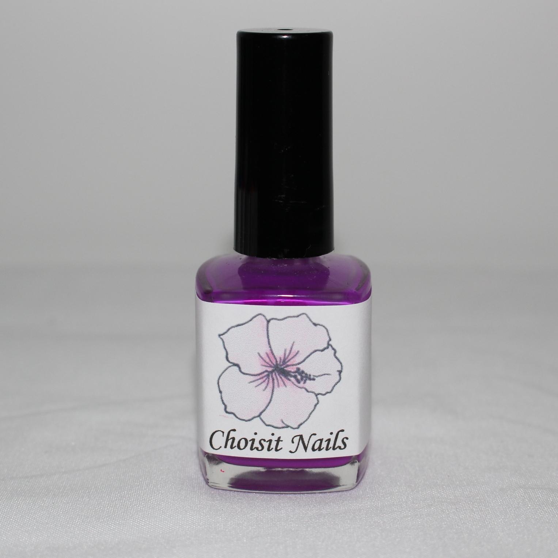Neon Purple Nail Polish Choisit Nails