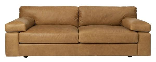 Sampsyn Italian Leather Sofa — Native Citizen