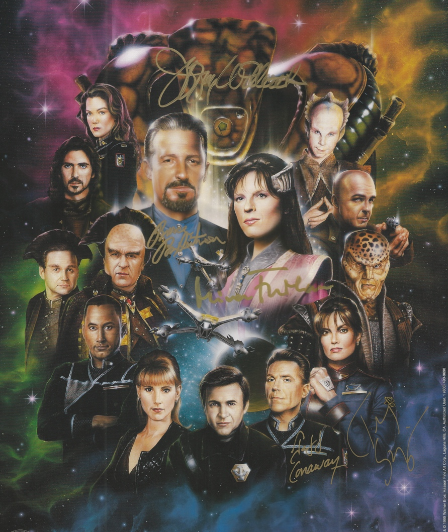 Babylon 5 Poster 24x36