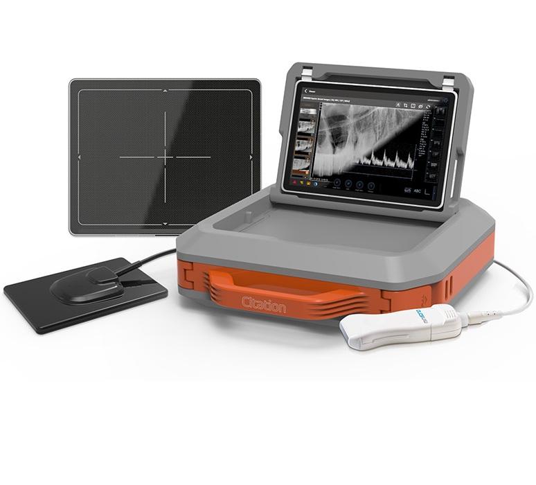 Myvet Citation Portable Equine Imaging Workstation Digital X