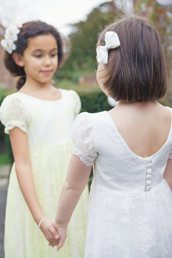 Angel Communion Dress - Shop at Little Bevan