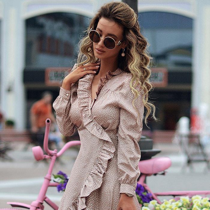aa8a9e844329 Dolce Gabbana 2205 Oversized Round Sunglasses — Designer Daydream