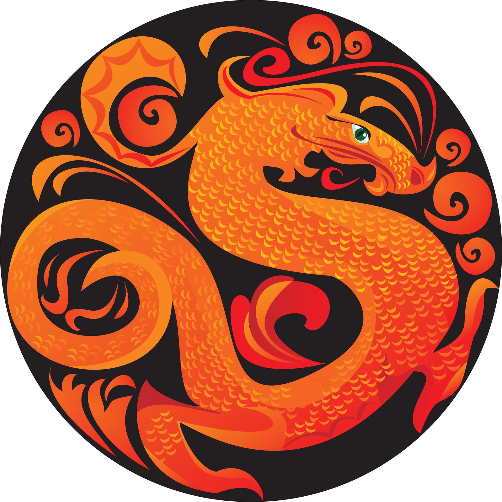 Dragon Magic — SpiritHealer