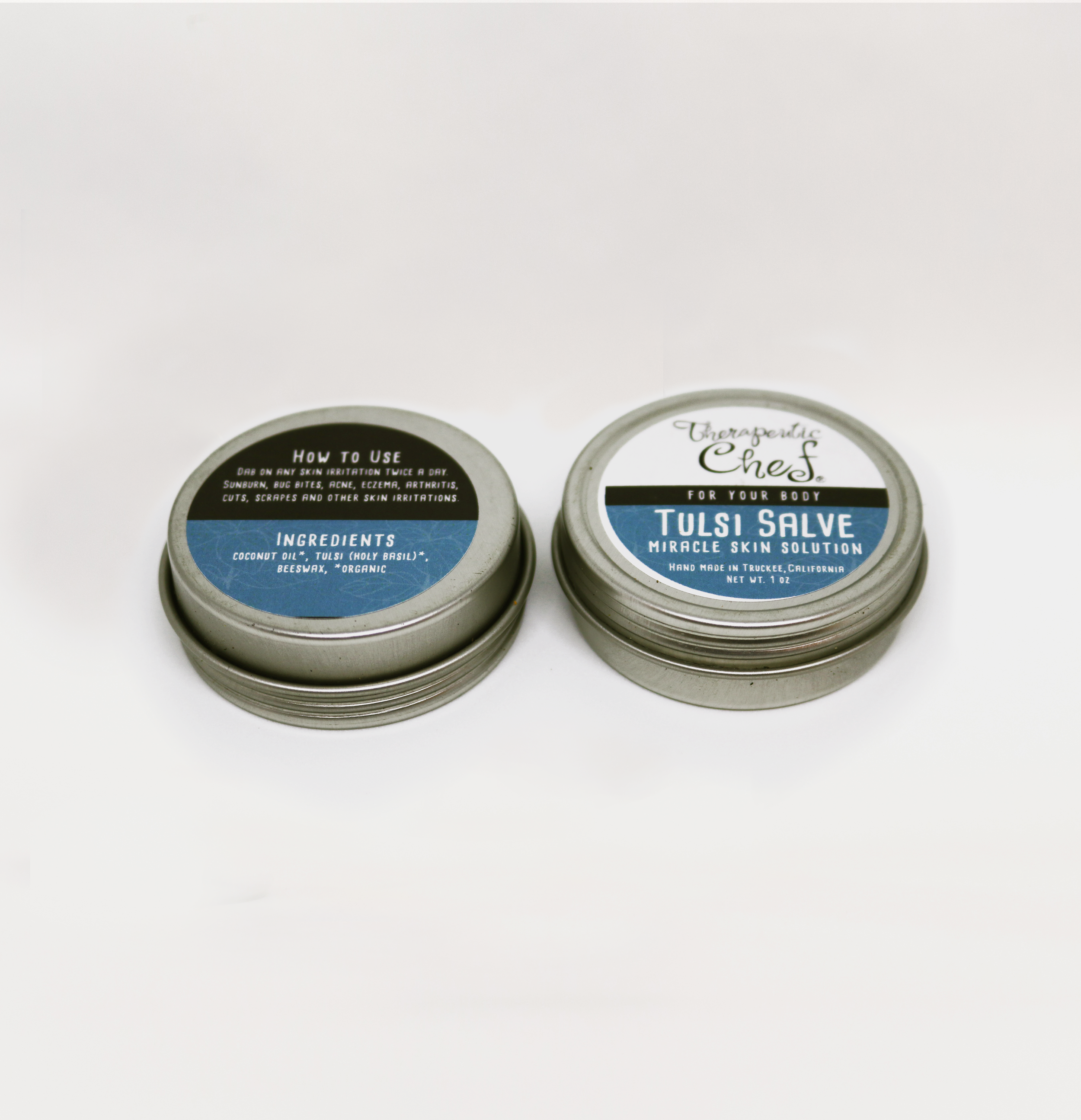 Tulsi Salve — Therapeutic Chef