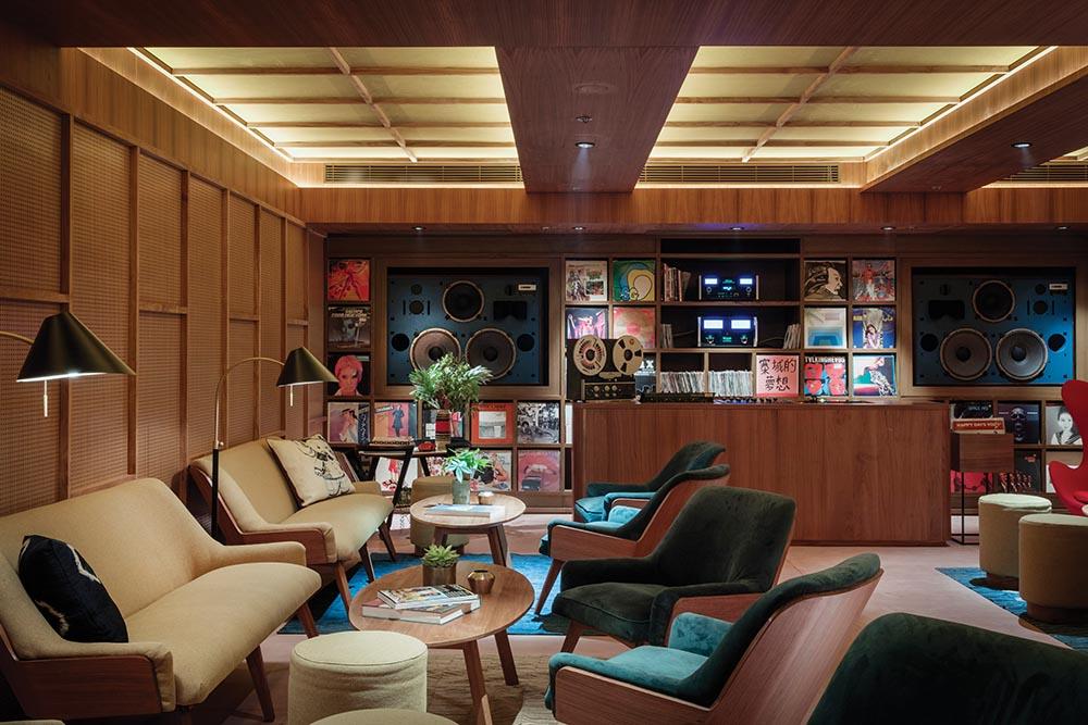 The Music Room at Potato Head