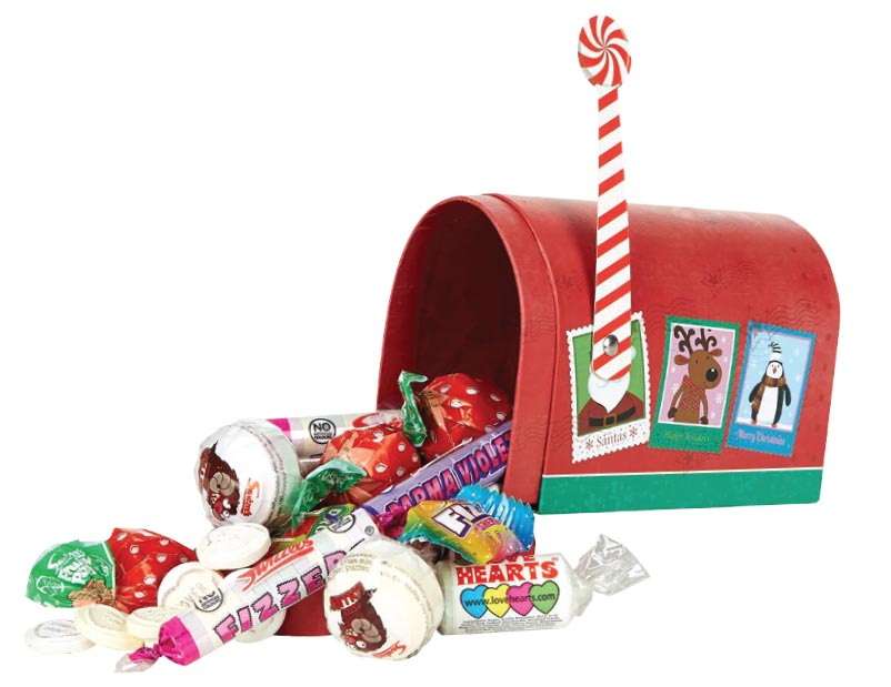 Christmas Mail sweetie box, Candyhouse.jpg