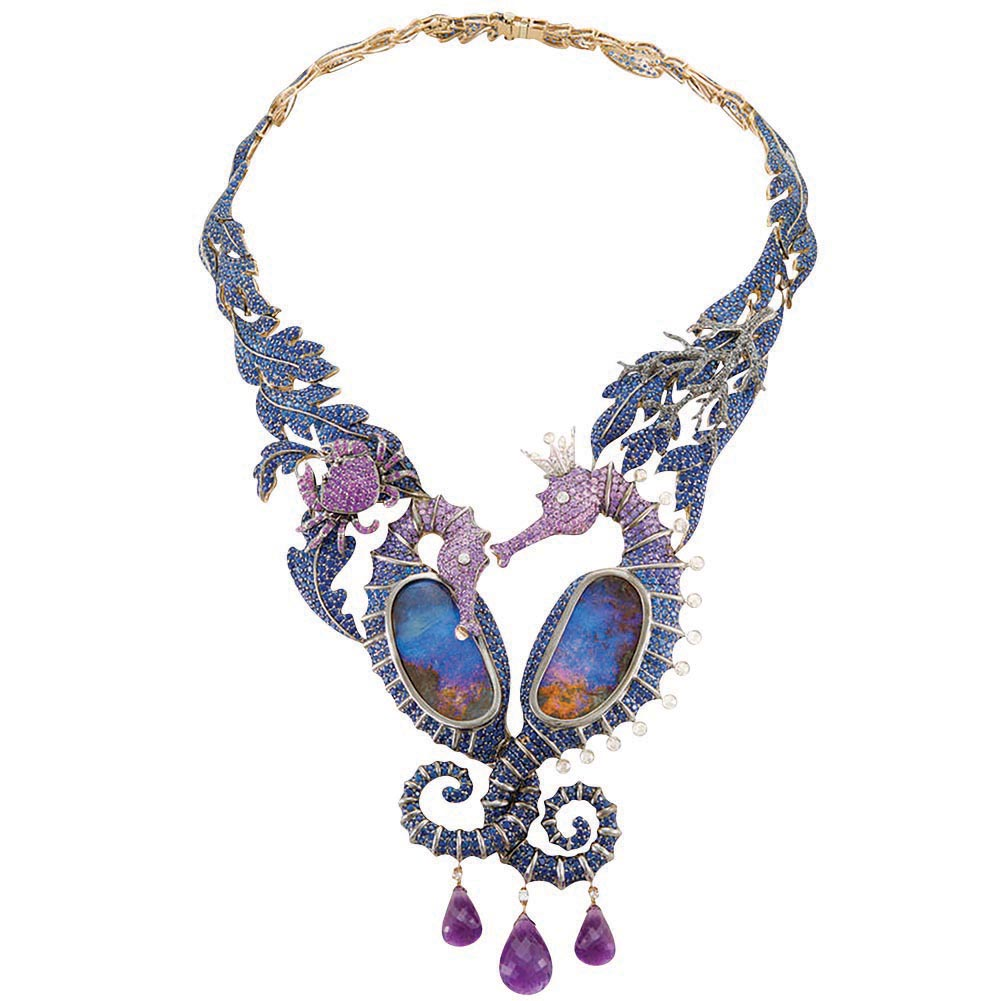 Necklace from Deep Sea