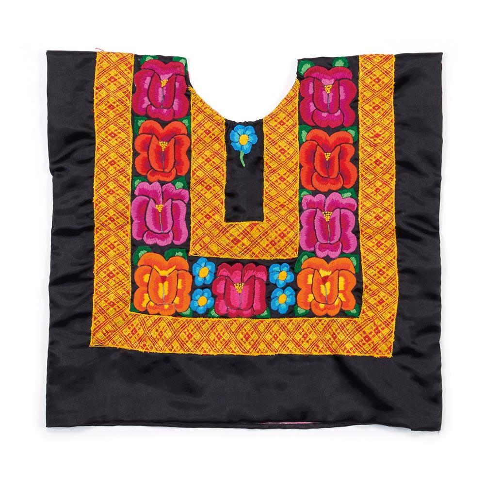 Tehuana huipil made in Mexico, V&A