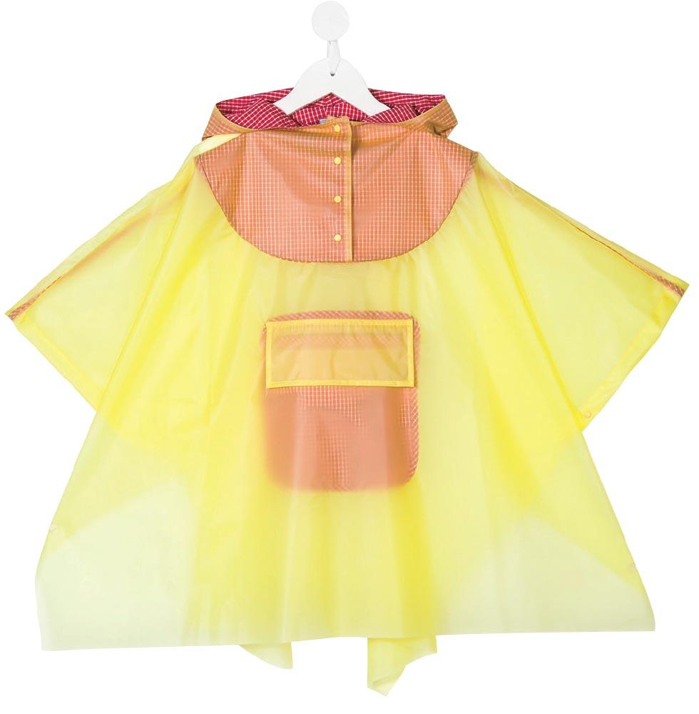 Hooded raincoat, #Mumofsix