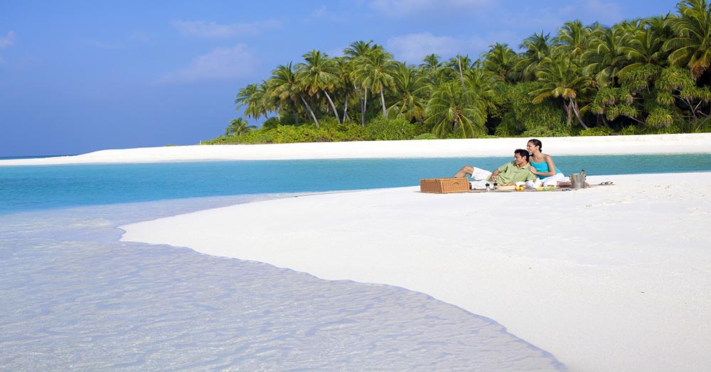 Angsana Velavaru in the Maldives