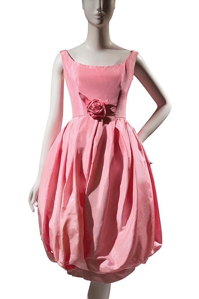 Christian Dior, dress, 1960, France, museum purchase