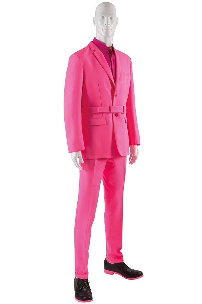 Jil Sander, suit, 2011, Germany, museum purchase