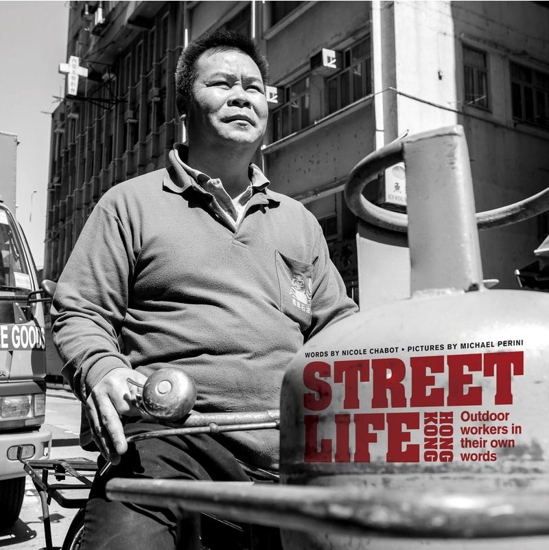 Street Life Hong Kong: Outdoor Workers, in Their Own Words