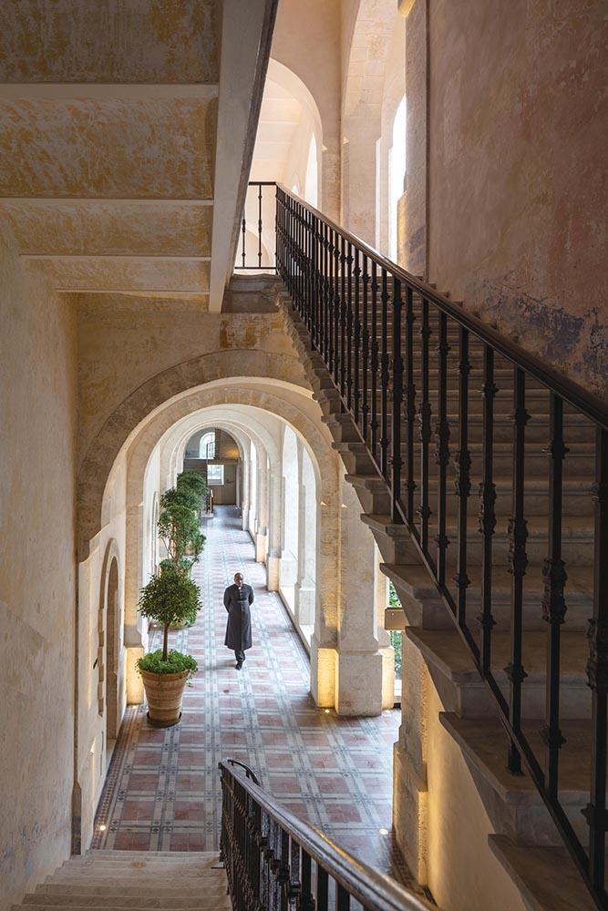 Archways abound in The Jaffa