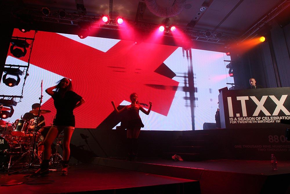 2008: I.TXX Party