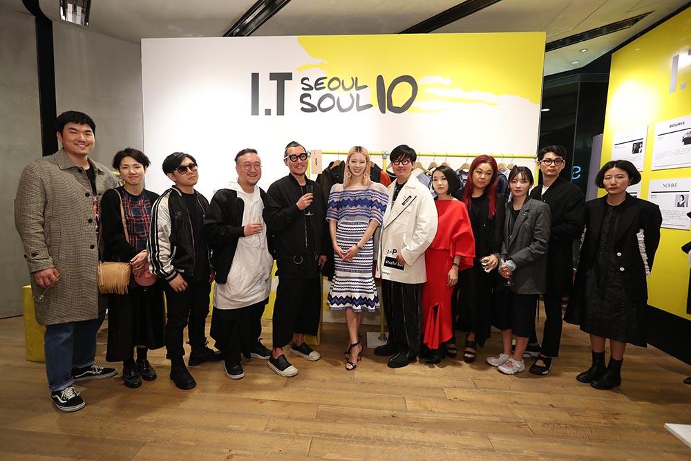 2016: I.T x Seoul's 10 Soul Pop Up
