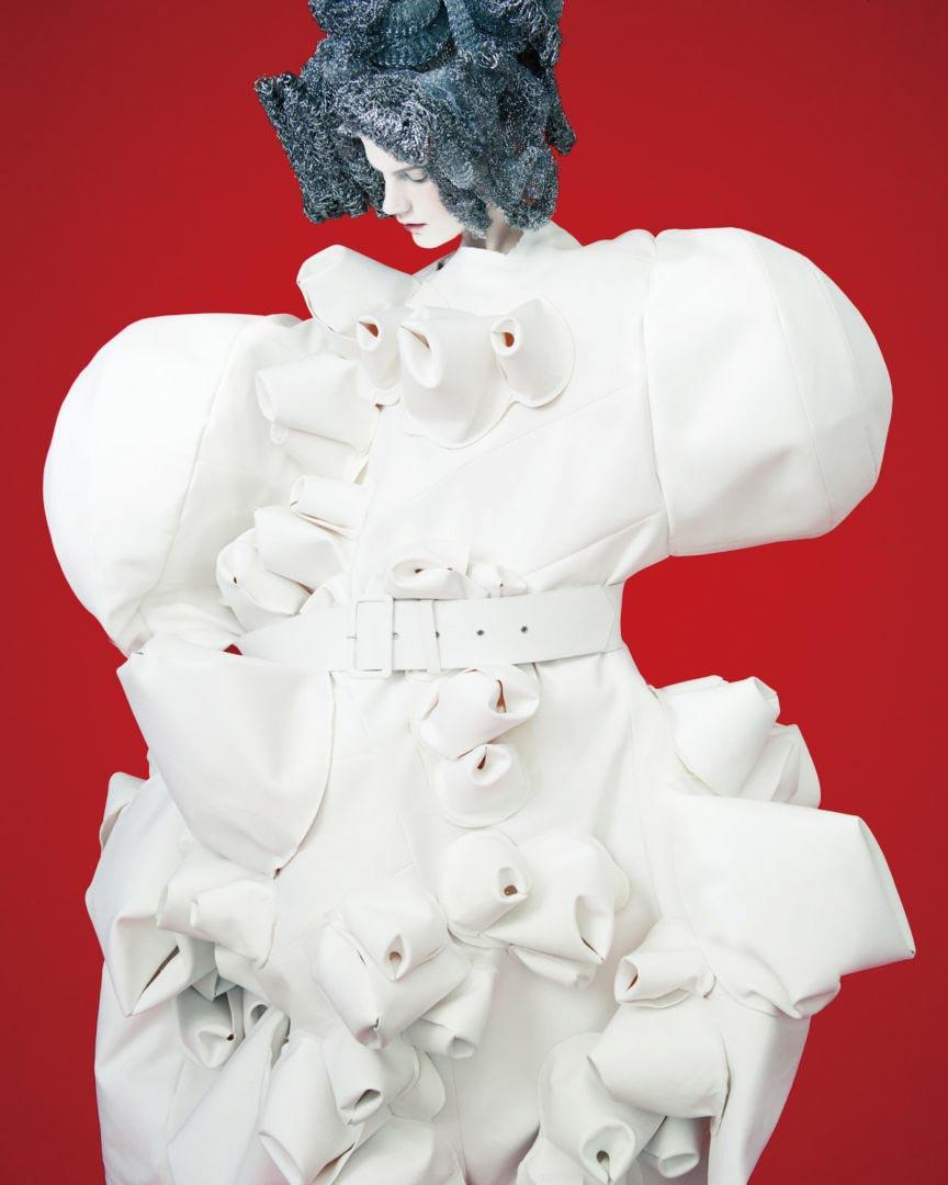 Erik Madigan Heck, Comme Des Garçons, 2017