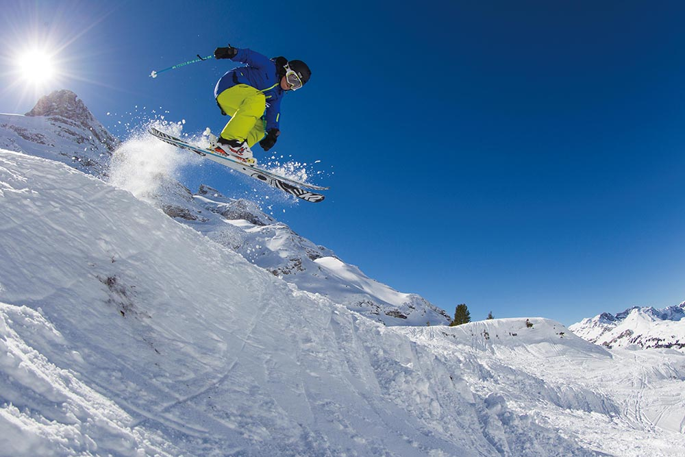 As would be expected, winter sports are a top attraction on Titlis