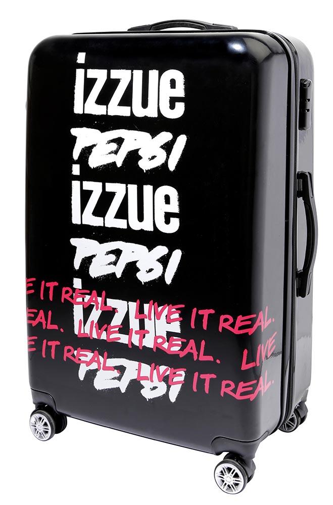 Izzue x Pepsi luggage (2017)