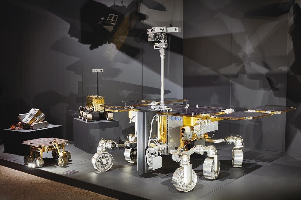 ESA models and prototypes