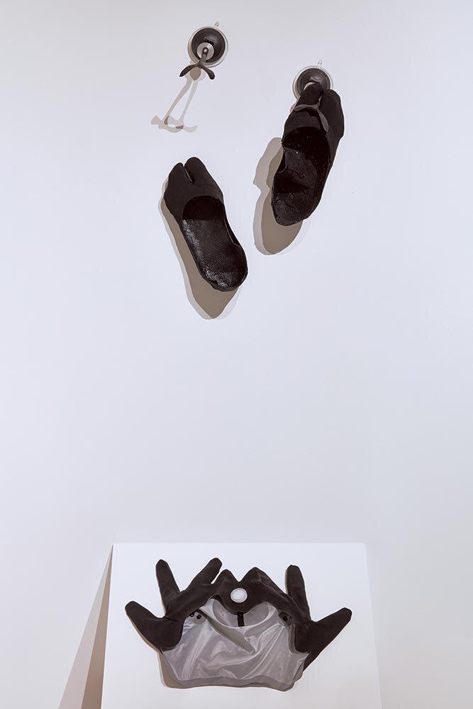 Microgravity wear by Anna Talvi