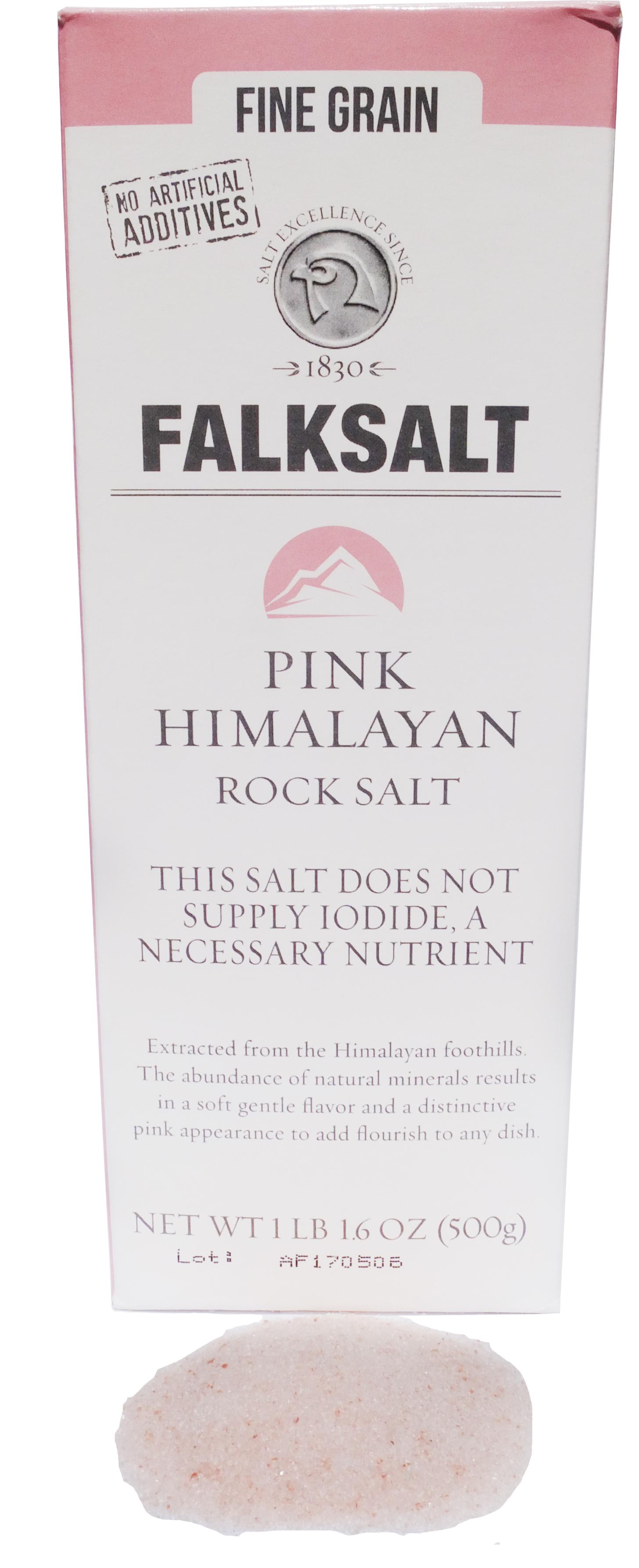 Pink Himalayan Sea Salt (Fine) — Falksalt USA