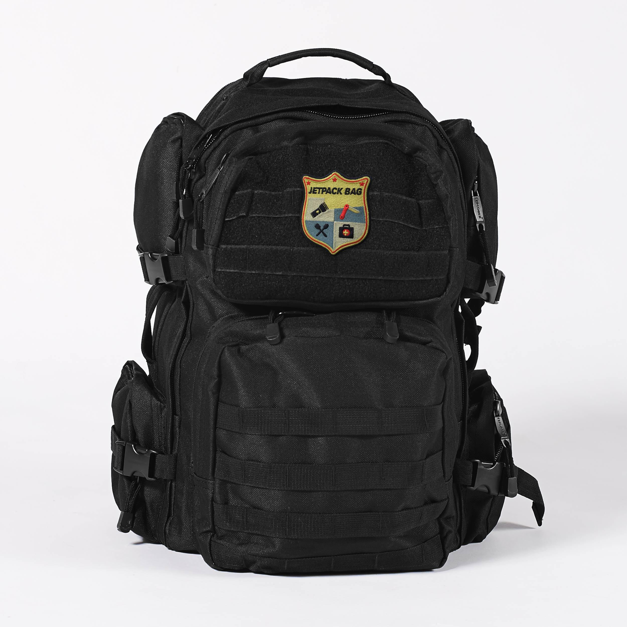 The Dual Pack Jetpack Bag