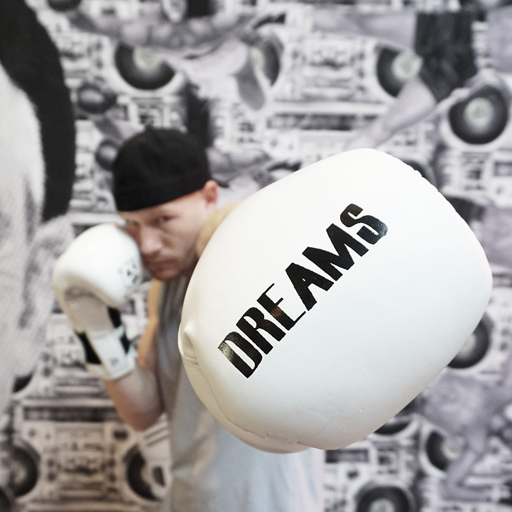 'Sweet Dreams' Boxing Gloves