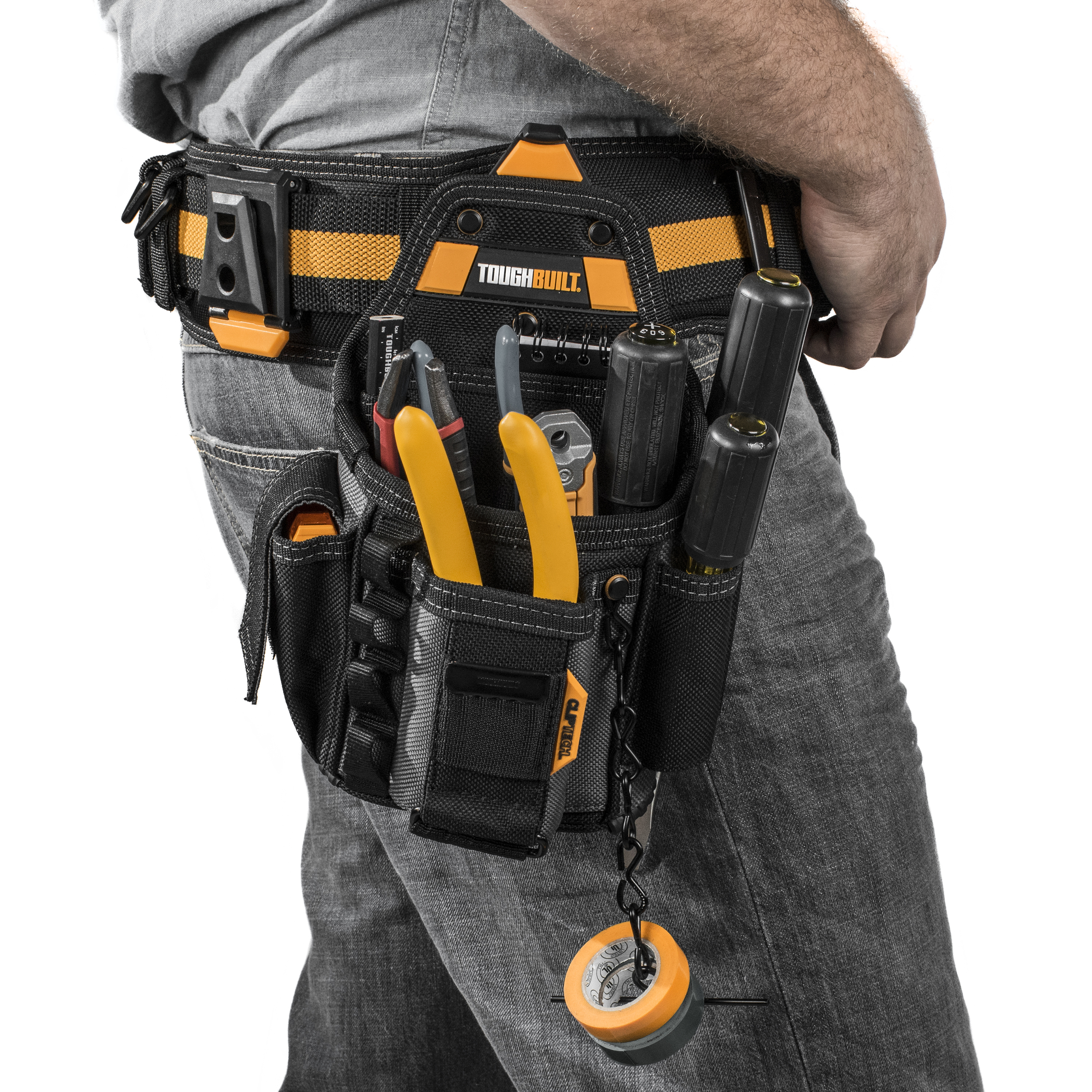 Small Electrician Pouch Toughbuilt