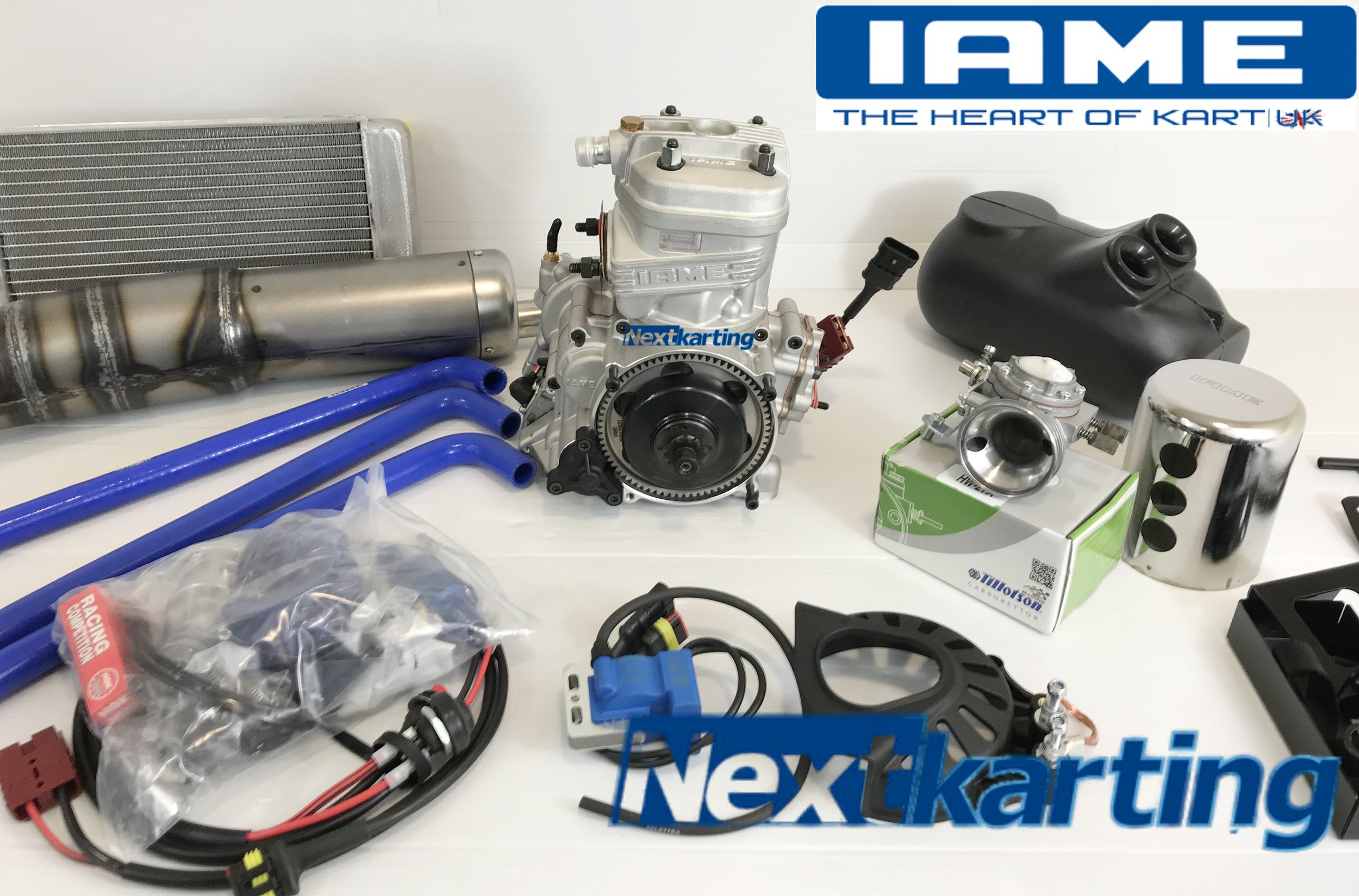Iame X30 Mini Engine — Next Karting